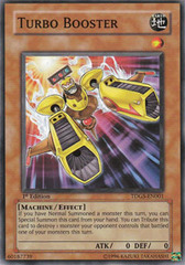 Turbo Booster - TDGS-EN001 - Common - Unlimited Edition