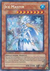 Ice Master - TDGS-EN097 - Secret Rare - Unlimited Edition