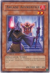 Arcane Apprentice - CRMS-EN022 - Rare - Unlimited Edition on Channel Fireball
