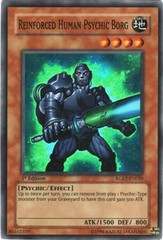 Reinforced Human Psychic Borg - RGBT-EN029 - Super Rare - Unlimited Edition