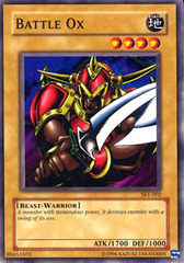 Battle Ox - SKE-002 - Common - Unlimited Edition