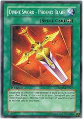 Divine Sword - Phoenix Blade - SDWS-EN027 - Common - Unlimited Edition