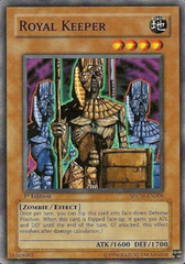 Royal Keeper - SDZW-EN006 - Common - Unlimited Edition