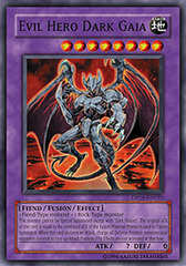 Evil Hero Dark Gaia - DP06-EN010 - Common - Unlimited Edition