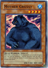 Mother Grizzly - SD4-EN005 - Common - Unlimited Edition on Channel Fireball