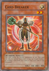 Card Breaker - TSHD-EN005 - Common - Unlimited Edition