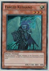 Fabled Kushano - HA02-EN034 - Super Rare - Unlimited Edition