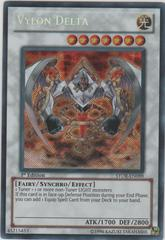 Vylon Delta - STOR-EN099 - Secret Rare - Unlimited Edition