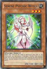 Serene Psychic Witch - EXVC-EN026 - Common - Unlimited Edition