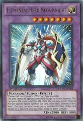 Elemental Hero Neos Knight - EXVC-EN093 - Ultra Rare - Unlimited Edition