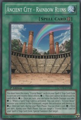 Ancient City - Rainbow Ruins - LCGX-EN168 - Common - 1st Edition