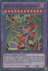Armityle the Chaos Phantom - LCGX-EN211 - Ultra Rare - 1st Edition