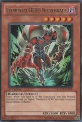Elemental HERO Necroshade - LCGX-EN015 - Rare - 1st Edition