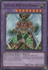 Elemental HERO Wild Wingman - LCGX-EN055 - Common - 1st Edition