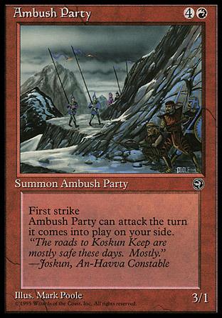 Ambush Party (Quote Joskun, An-Havva Constable)