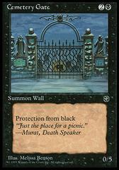 Cemetery Gate (B)