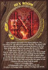 Cutthroat Caverns: Hex Room Promo Card