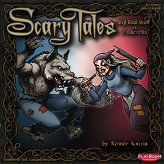 Scary Tales: Big Bad Wolf vs. Cinderella