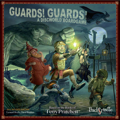 Guards! Guards! A Discworld Boardgame