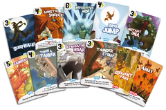 King of Tokyo Promo Cards