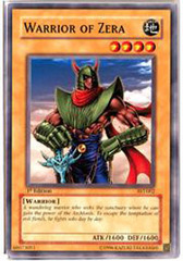 Warrior of Zera - AST-002 - Common - 1st Edition