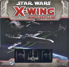 Miniatures Game (Star Wars X-Wing) - In Store Sales Only