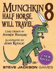 Munchkin 8: Half Horse, Will Travel