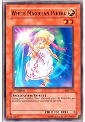 White Magician Pikeru - AST-033 - Common - 1st Edition