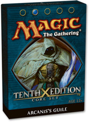 10th Edition Theme Deck - Arcanis's Guile