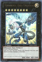 Thunder End Dragon - PHSW-EN044 - Ultra Rare - 1st Edition