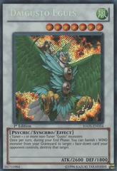 Daigusto Eguls - HA05-EN054 - Secret Rare - 1st Edition on Channel Fireball