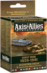 Early War 1939-1941 Booster Pack
