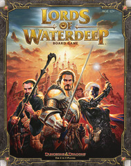 Lords of Waterdeep on Channel Fireball