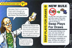 Fluxx: Swap Plays For Draws Promo
