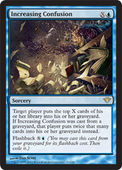 Increasing Confusion - Foil