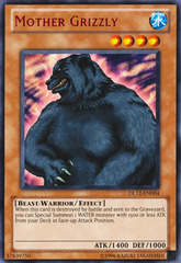 Mother Grizzly - Red - DL12-EN004 - Rare - Promo Edition