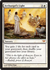 Archangel's Light on Channel Fireball