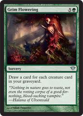 Grim Flowering - Foil