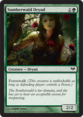 Somberwald Dryad - Foil