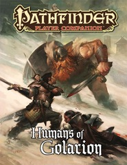 Pathfinder Player Companion: Humans of Golarion (PFRPG)