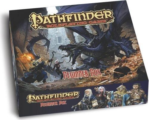 Pathfinder RPG: Beginner Box Core Set