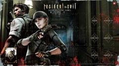 Resident Evil Playmat