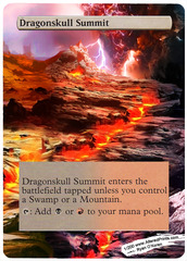 Dragonskull Summit - Altered