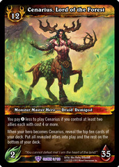 Cenarius, Lord of the Forest