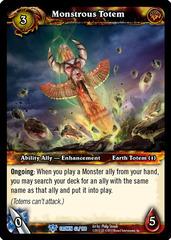 Monstrous Totem