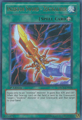 Inzektor Sword - Zektkaliber - ORCS-EN054 - Ultra Rare - Unlimited Edition