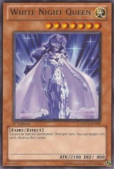 White Night Queen - ORCS-EN090 - Rare - Unlimited Edition