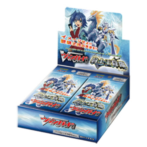 VGE-BT01 Descent of the King of Knights Booster Box