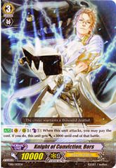 Knight of Conviction, Bors - TD01/002EN - Holo