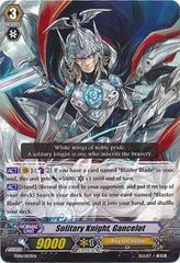 Solitary Knight, Gancelot - TD01/003EN on Channel Fireball